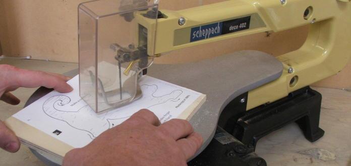 Woodwork - Scroll Saw